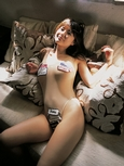 ミリ・グラマー着エロ以上ヌード未満の衝撃撮